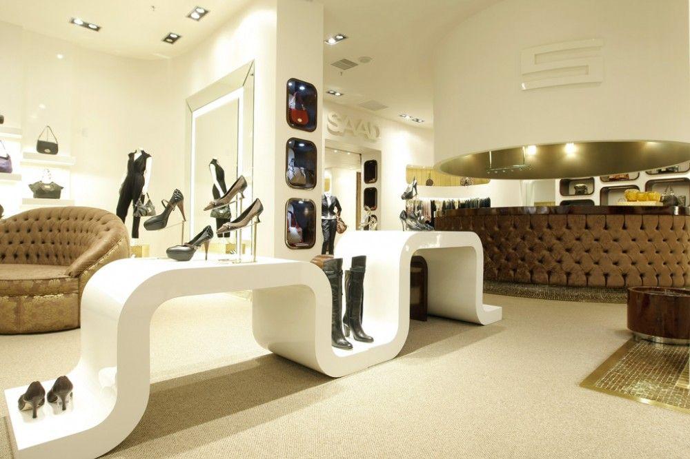 fashion boutique interiorsmodern minimalist fashion store
