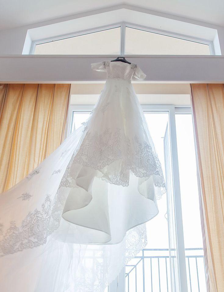 Hochzeitskleider selber nähen - Die 6 bezauberndsten Modelle ...