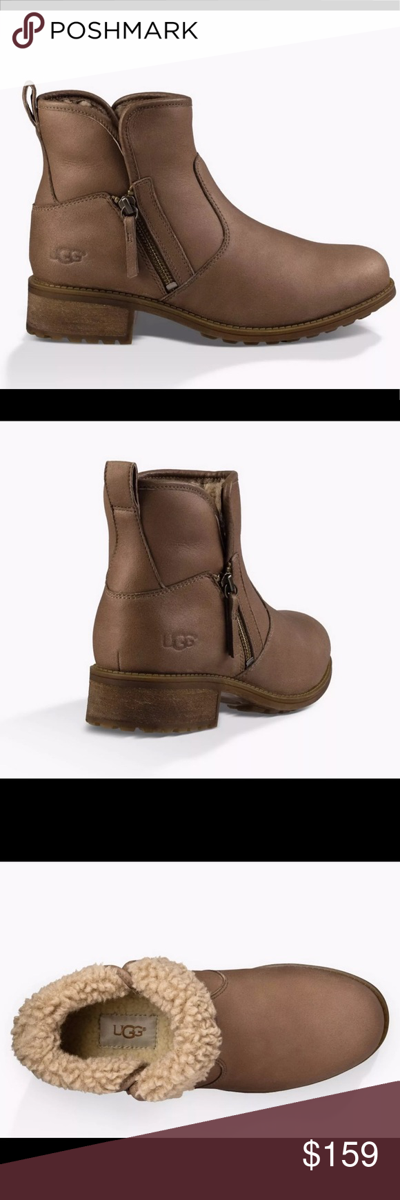 593ae0b94c7 UGG Australia Womens Lavelle Boot Size 9 we all love in the LaVelle ...
