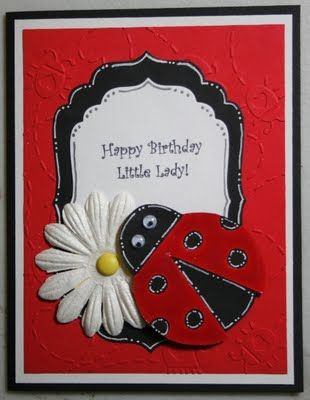 """Studio Q Creations """"Happy Birthday"""" Bee Greeting Card-New Boutique"""