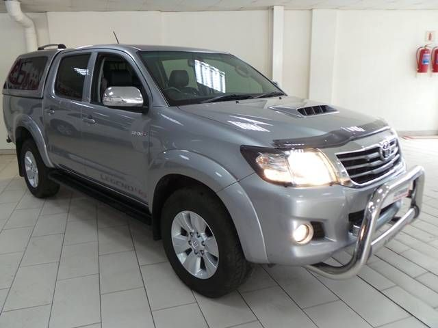 Great Deals At Our Automark Department 2015 Toyota Hilux 3 0 D