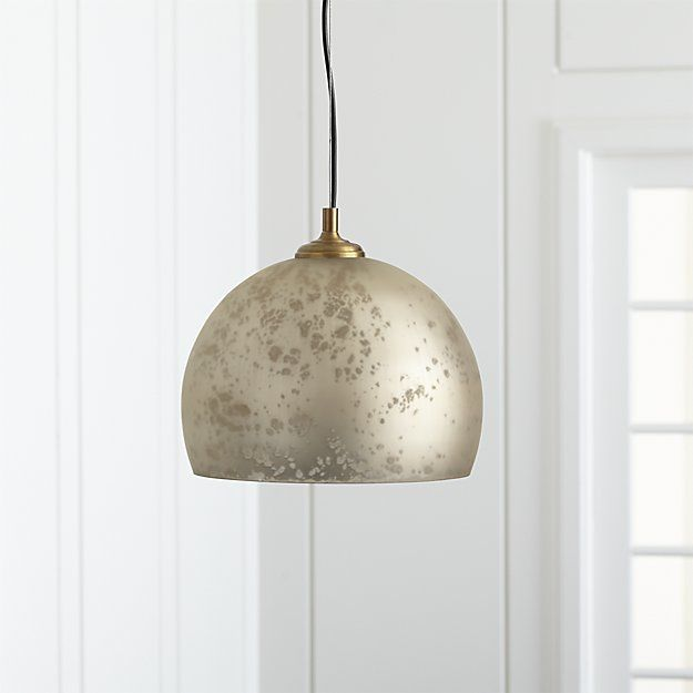Maude pendant light for hall