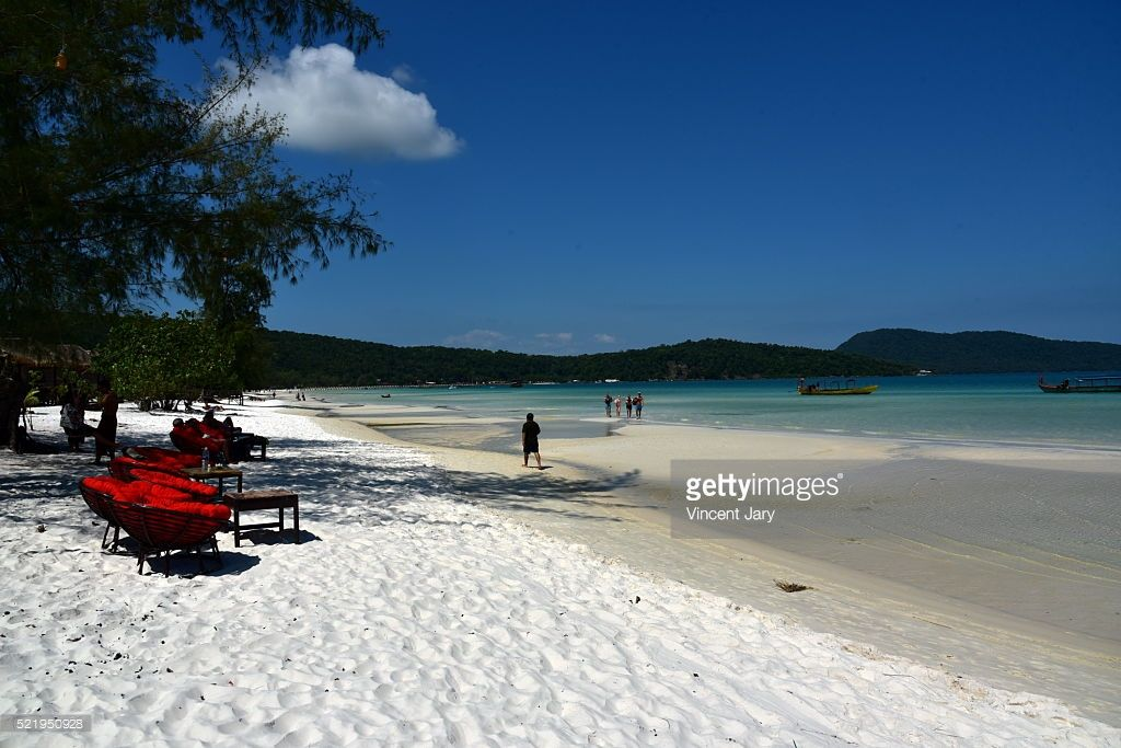 Seascape koh rong samloem island beach, Sihanoukville, Cambodia, Southeast Asia. #getty  #gettyimages #photo #photography#vincentjary #photograph #photographer #kohrong #koh #rong