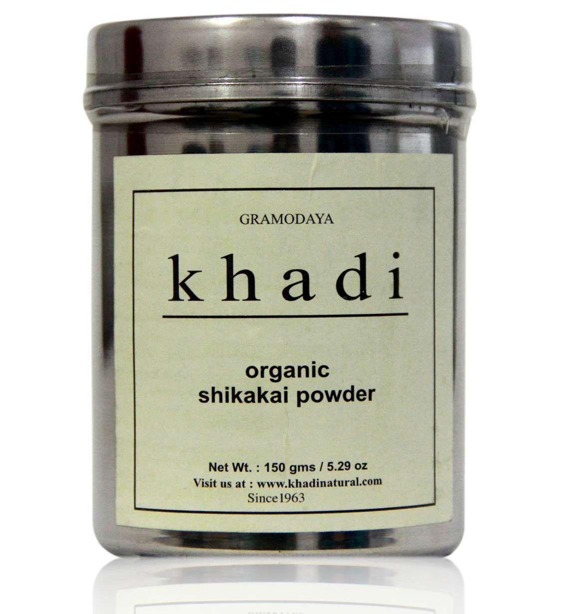 Khadi Natural Organic Shikakai Powder Hair Color Unique