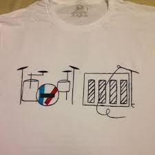 Image result for twenty one pilots embroidery