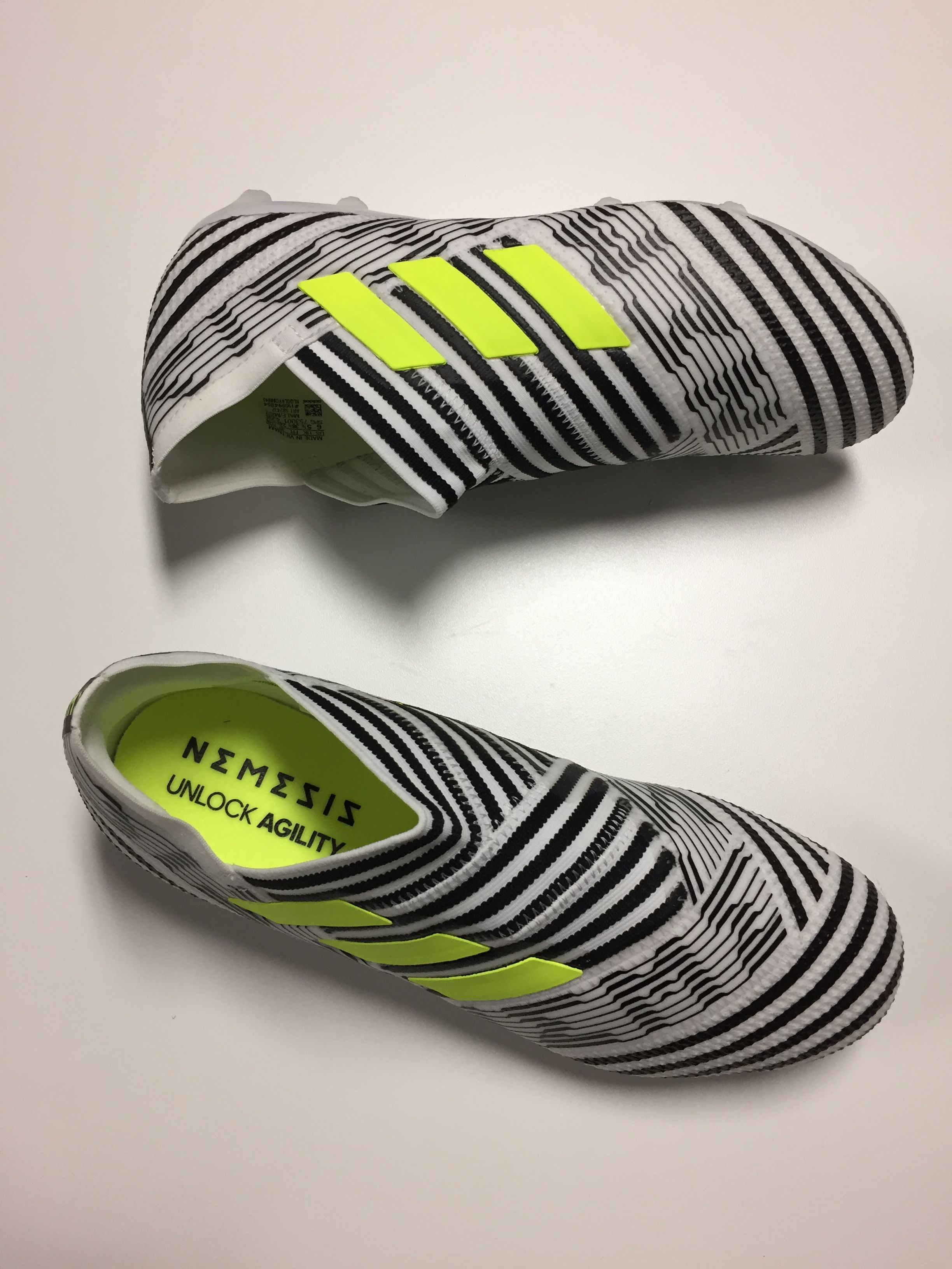 A whole new world. Buy the new adidas Nemeziz 360 Agility shoes here: http://www.soccerpro.com/adidas-Nemeziz/