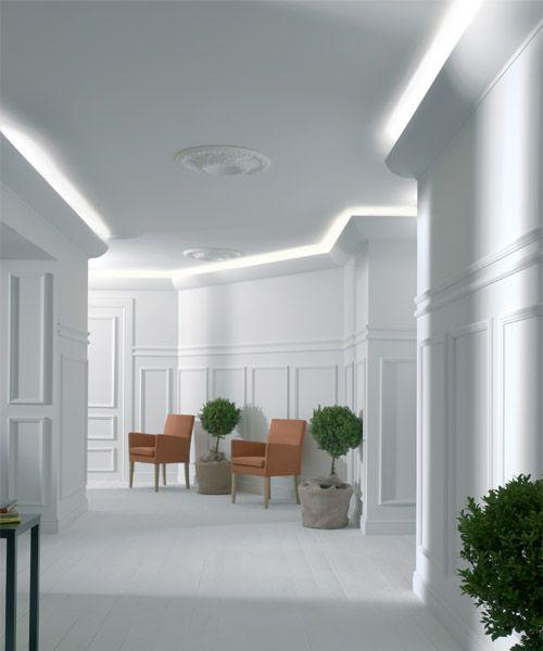 Crown Molding For Indirect Lighting Santa Ana Indirect Lighting Interior Led Lights Crown Molding Lights
