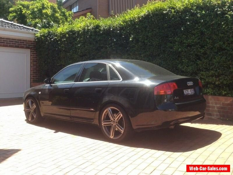 2006 Audi A4 B7 3 2 Fsi Quattro S Line Audi A4 Forsale Australia Cars For Sale Audi A4 B7 Audi Dealership