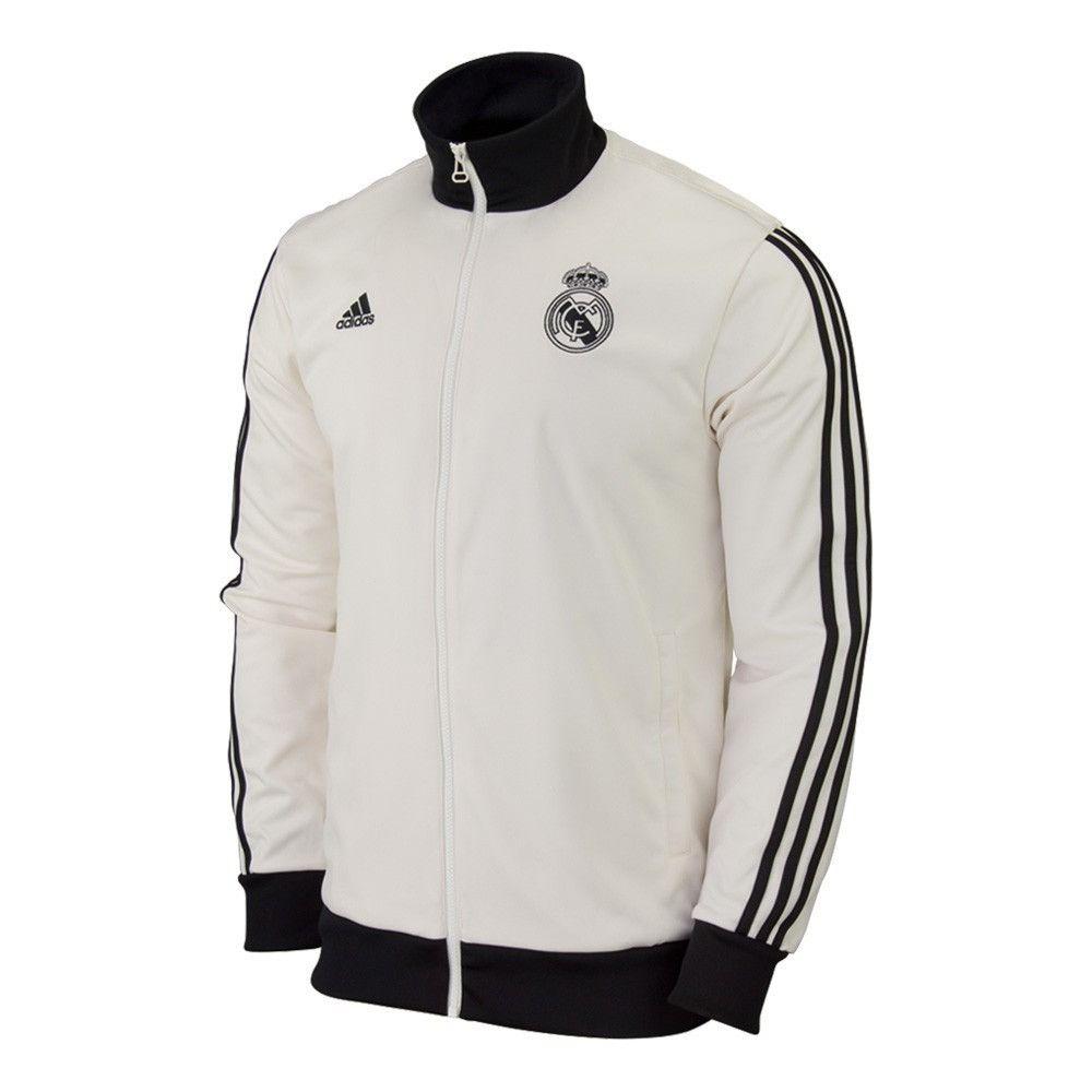 Promover gerente incluir  Adidas Men's Real Madrid Track Top | Adidas men, Real madrid, Tracksuit tops