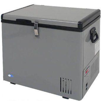 Whynter Fm 45g 45 Quart Portable Refrigerator Freezer Platinum Portable Fridge Portable Refrigerator Compact Refrigerator Freezer