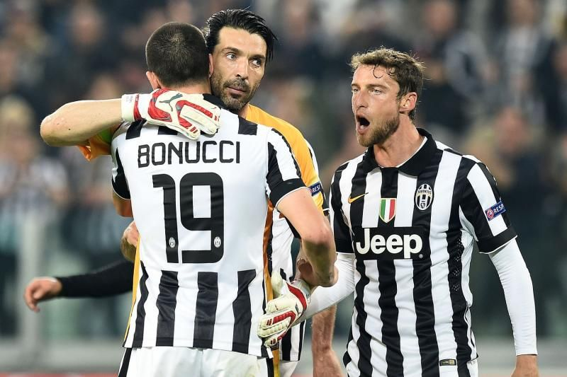 Juventus-Real Madrid [Champions League 2014-2015]