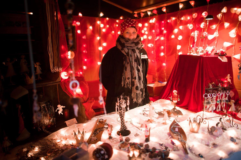 Romantischer Weihnachtsmarkt   Schloss Hohenlimburg