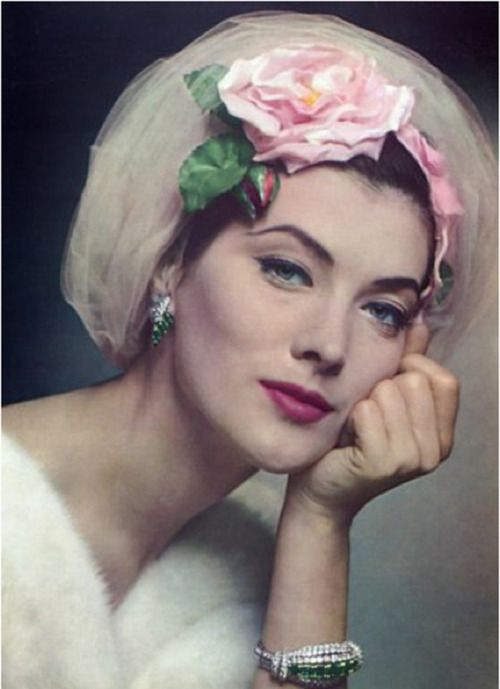 #vintage #portrait #fashion #vintage Fashion #1950s