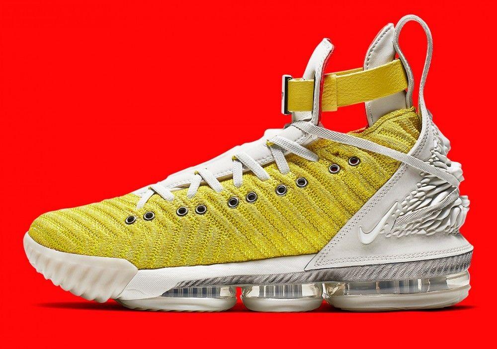 premium selection detailed images vast selection Lebron James Shoes-Nike LeBron 16 Harlem Fashion Row Women ...