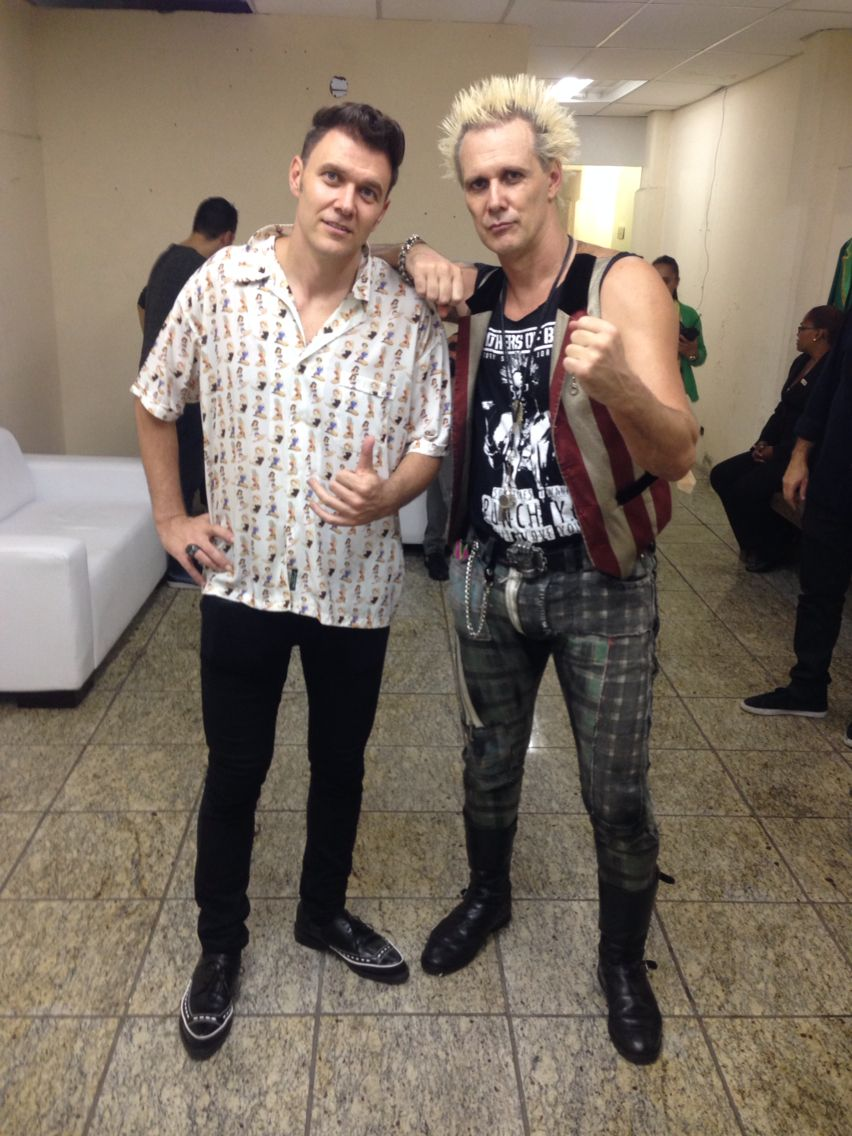 Brothers of Brazil - Supla e João Suplicy