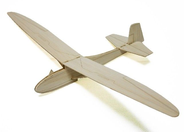 how to build a real glider