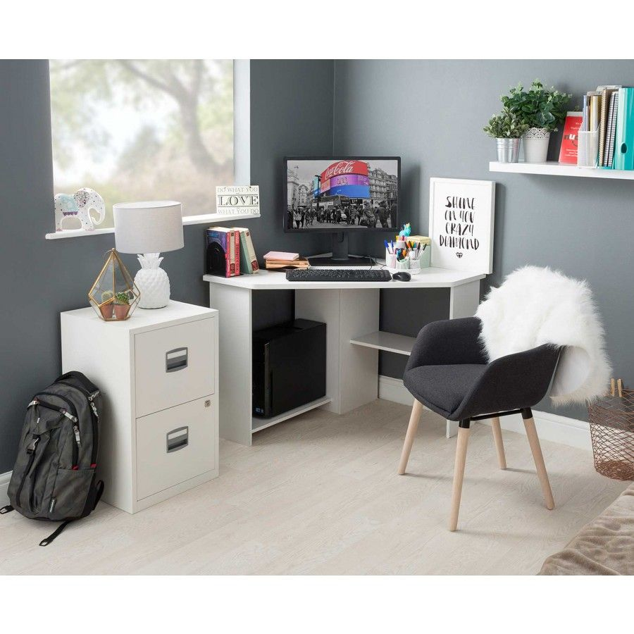 the latest 14a0f 1ad2d Bray Corner Home Office Desk   Corner Desks   Office desk ...