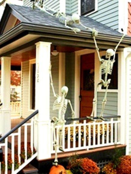 Indoor and Outdoor Halloween Decoration Ideas Meowchie\u0027s Hideout - halloween decorations indoor ideas