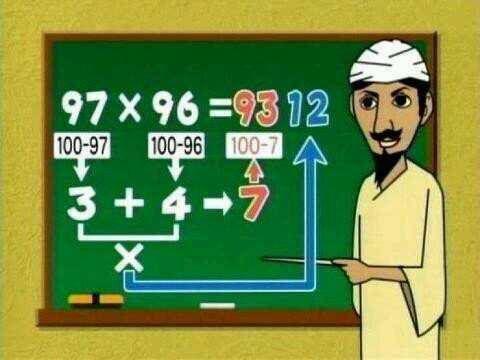 インド式計算