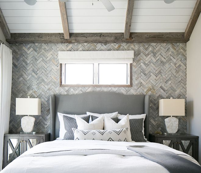The Herringbone wooden wall is Mulberry Herringbone Whitewash Mosaics   2 x6. The Herringbone wooden wall is Mulberry Herringbone Whitewash
