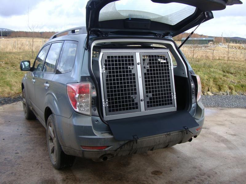 Dog Crates Dog Cages Transk9usa Subaru Forester Dog Crate Dog Cages Indoor Dog Park