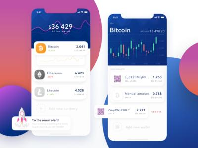 Useless web app cryptocurrency