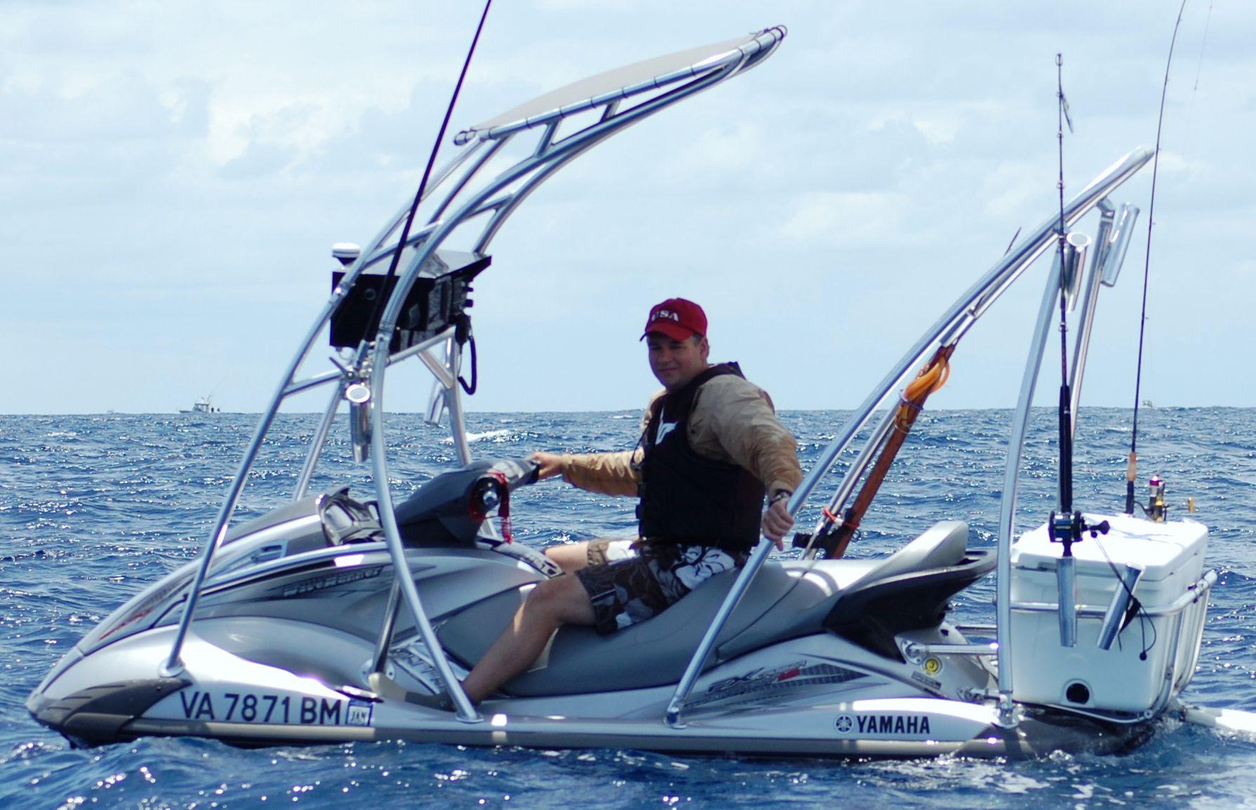 Pin by dale vaughn on jetski kayak fishing pinterest for Fishing jet boat