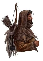 DELGROS KROITCZER: A famously reckless hunter, Delgros is Ascanor's huntsmaster and a favourite of Duristan and the other nobles interested in the more exotic hunts. He is grim, no-nonsense, and is treated with a great deal of deference by the guests.