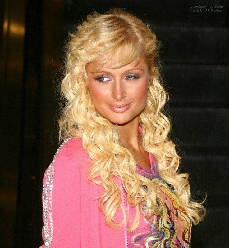 Paris Hilton Hair Extensions Hairextensions Virginhair Humanhair