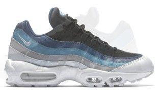 Air max 95 essential 749766 026 grijs Blauw 42,5 (UK 8,5