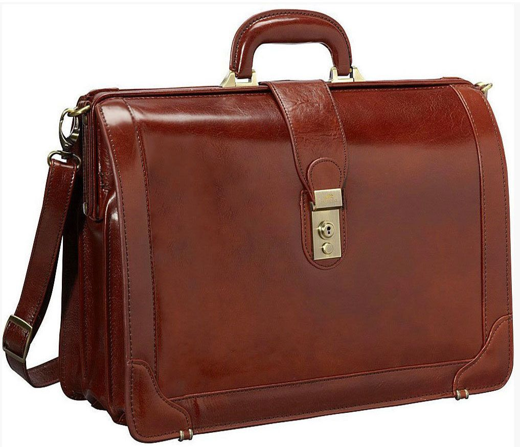 62f9537f8 Want one of the best lawyer briefcases available? Look no further than our  Mancini Luxurious Laptop Litigator Briefcase. Monogram yours today!