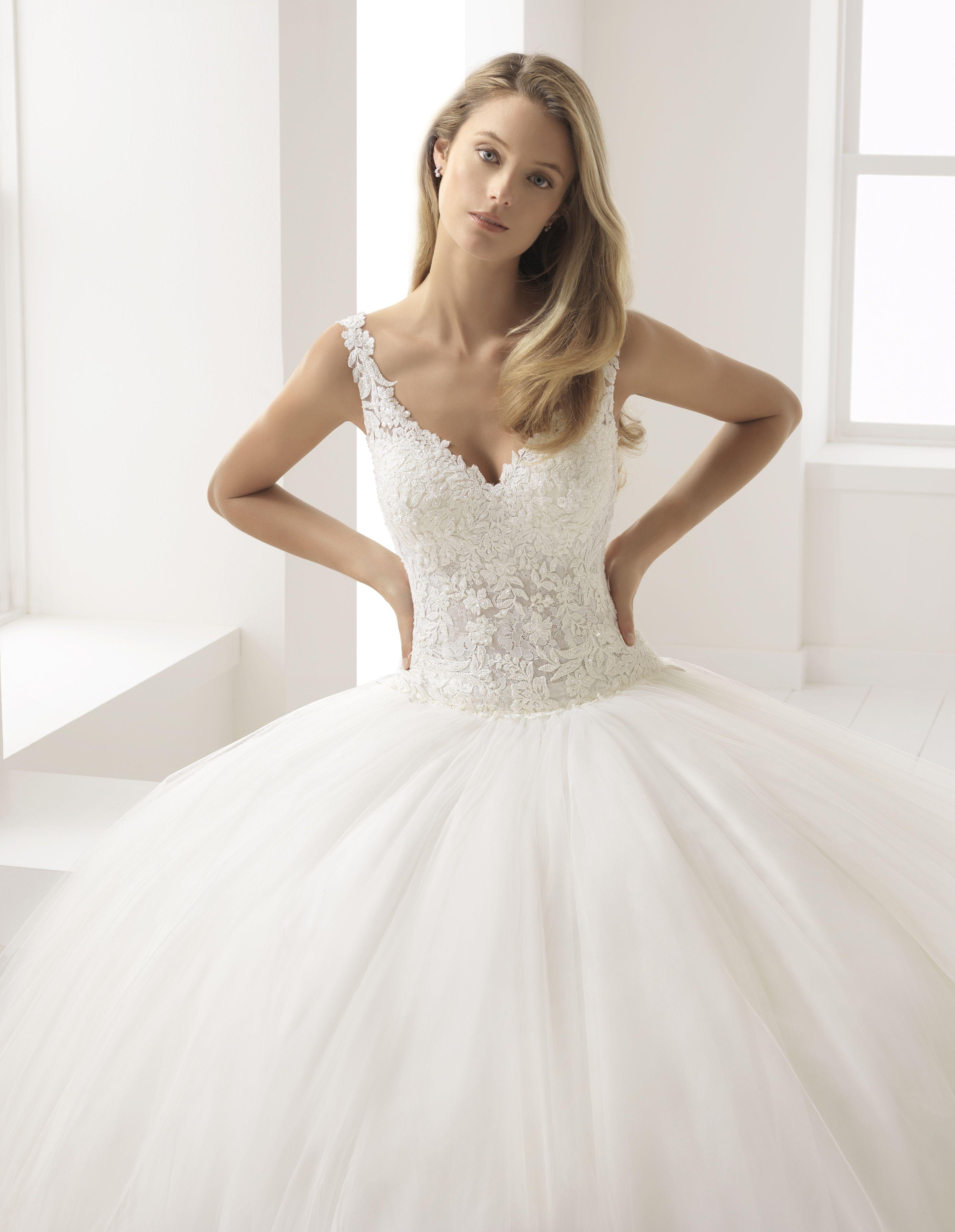 Robe de mariée : la nouvelle collection de AIRE Barcelona | Mariage ...