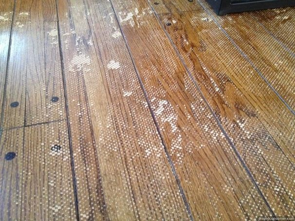 The Wrong Rug Pad Can Damage Your Floor This Page Gives