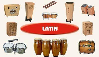 Latin Instrument 113