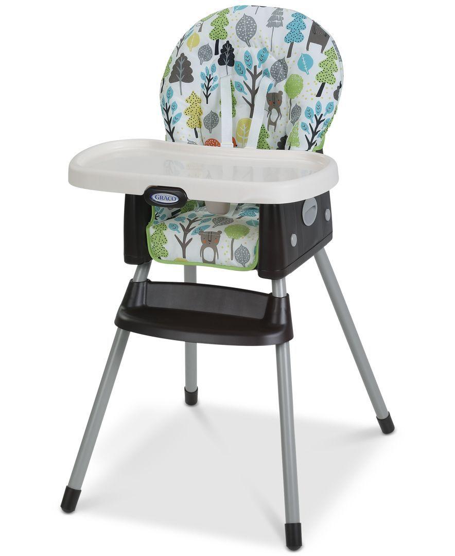 Graco SimpleSwitch 2 In 1 Highchair U0026 Booster Seat   Baby Strollers U0026 Gear    Kids U0026 Baby   Macyu0027s