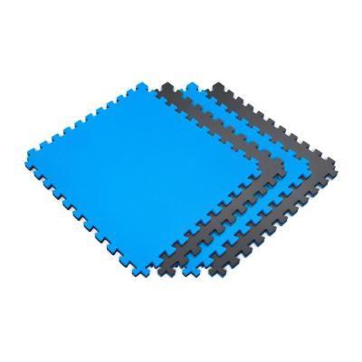 Norsk Blue Black 24 In X 24 In Eva Foam Sport Multi Purpose