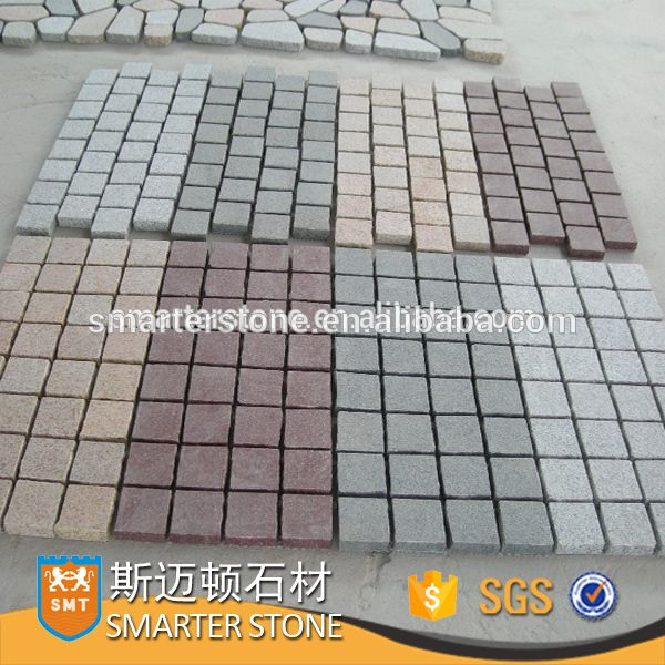 cobblestone paver mats cheap driveway paving stone granite paving stone stuff 4 landscaping. Black Bedroom Furniture Sets. Home Design Ideas