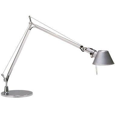 Artemide Tolomeo Classic Table Lamp Aluminum Classic Table Lamp Lamp Table Lamp