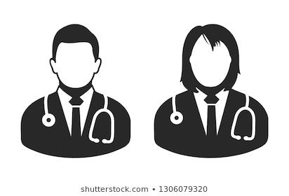 Medical Doctor Team Icon Editable Vector Stock Vector Royalty Free 1306079320 Doctor Medical Medical Medical Icon
