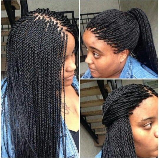 and simple hair styles microtwist hair braids hair styles and 3599