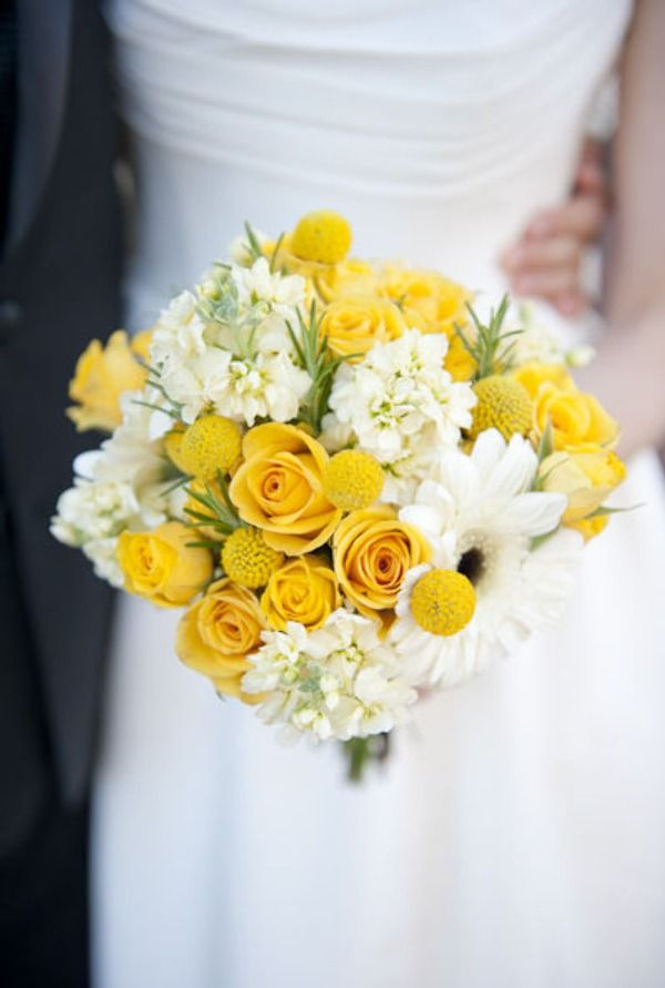 Nantucket Wedding By Zofia Photography Yellow Rose BouquetYellow BouquetsYellow FlowersWhite