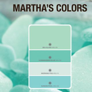 Master Bedroom · Ocean Colors