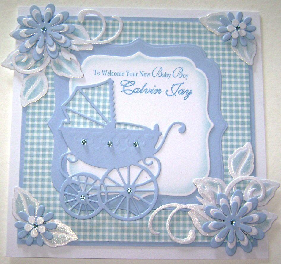 Card Making Ideas New Baby Boy Part - 25: New Baby Boy · Kids CardsBaby ...