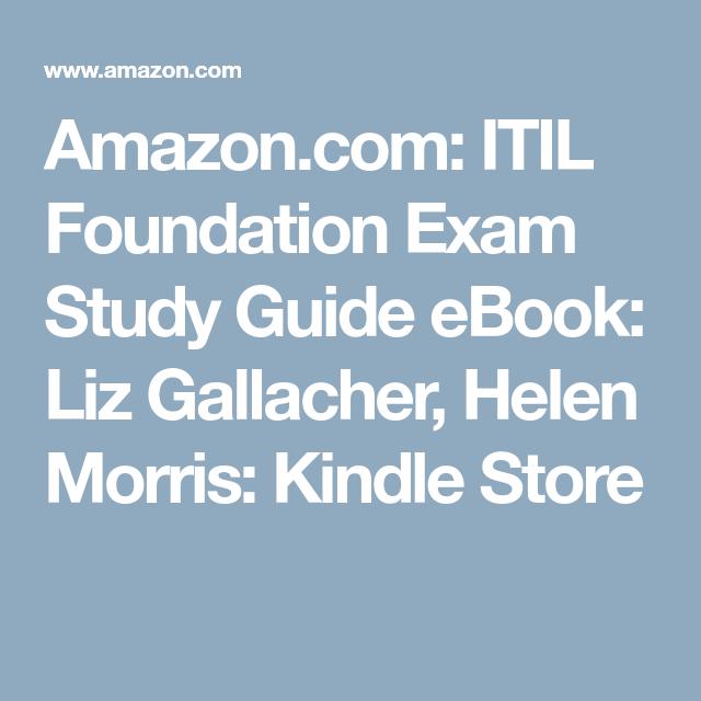 Liz gallacher itil guide pdf foundation study exam