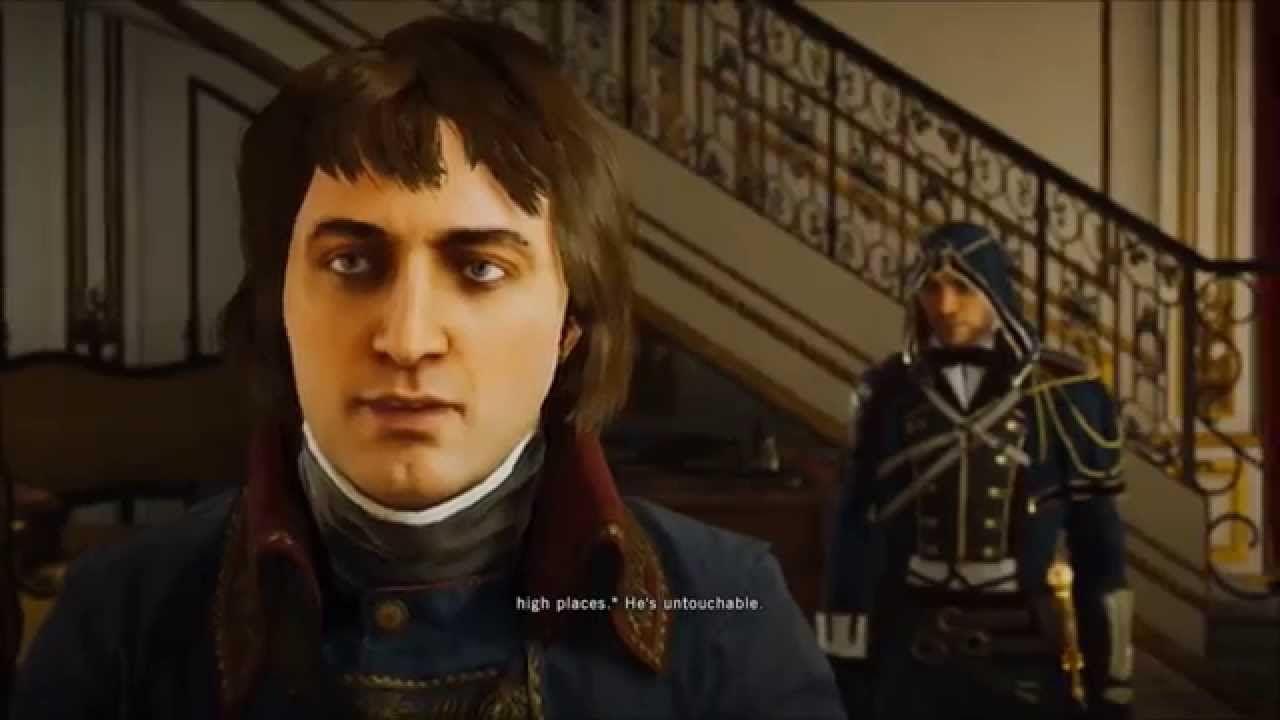 Assassin S Creed Unity Napoleon Bonaparte Assassins Creed