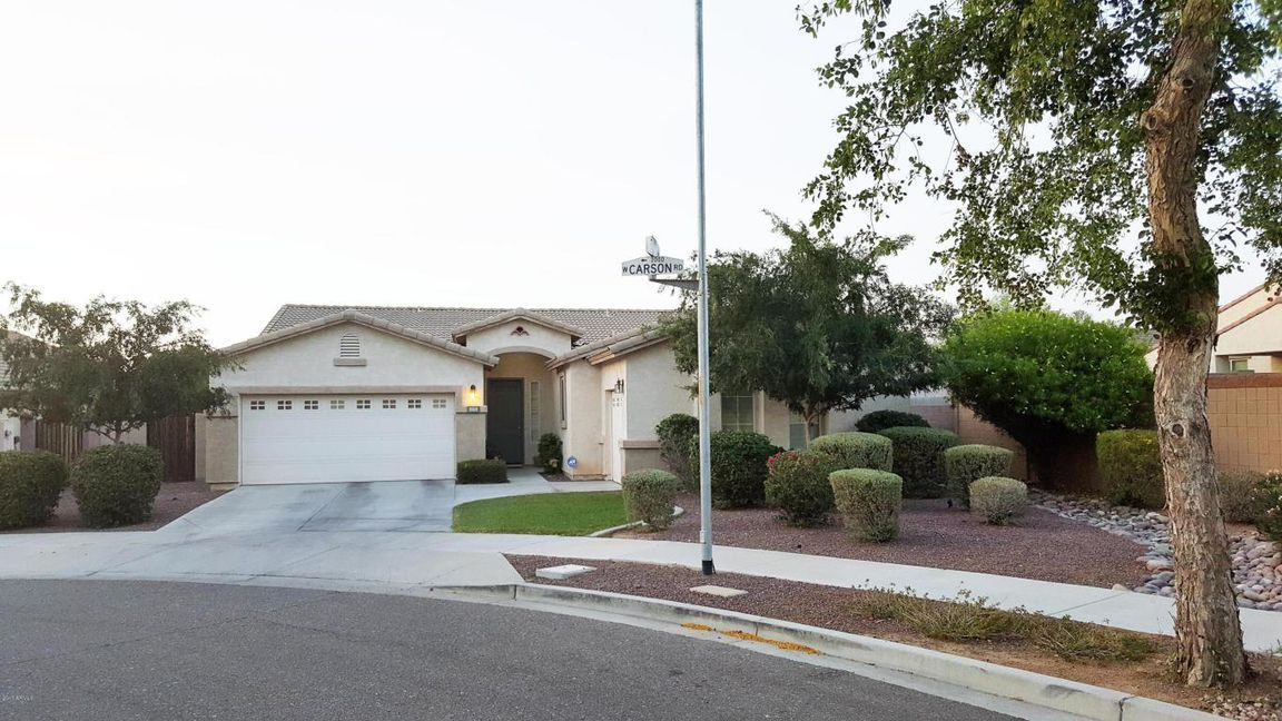 Single Family Property For Sale with 4 Beds & 2 Baths in Phoenix, AZ (85041)