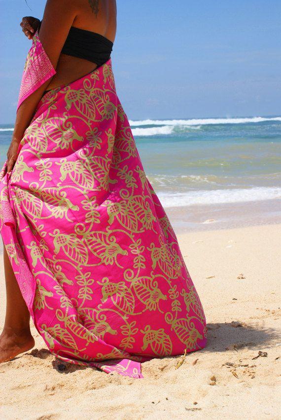 Beach Sarongs Beach Towels Summer Pareos Beach Cangas Summer