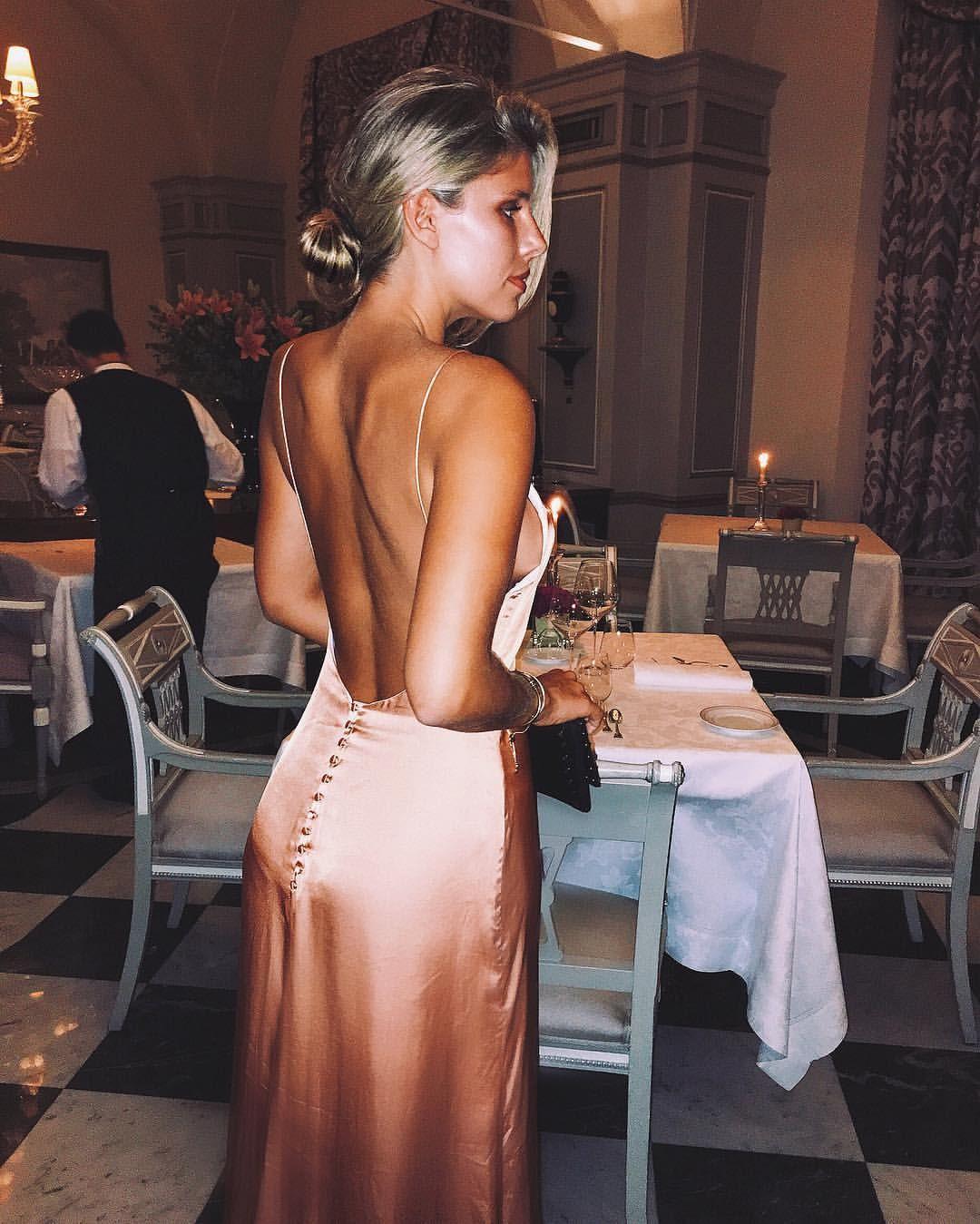 "a4f40223bb Natasha Oakley on Instagram: ""Silky nights in Florence wearing @Revolve  #REVOLVEaroundtheworld"""