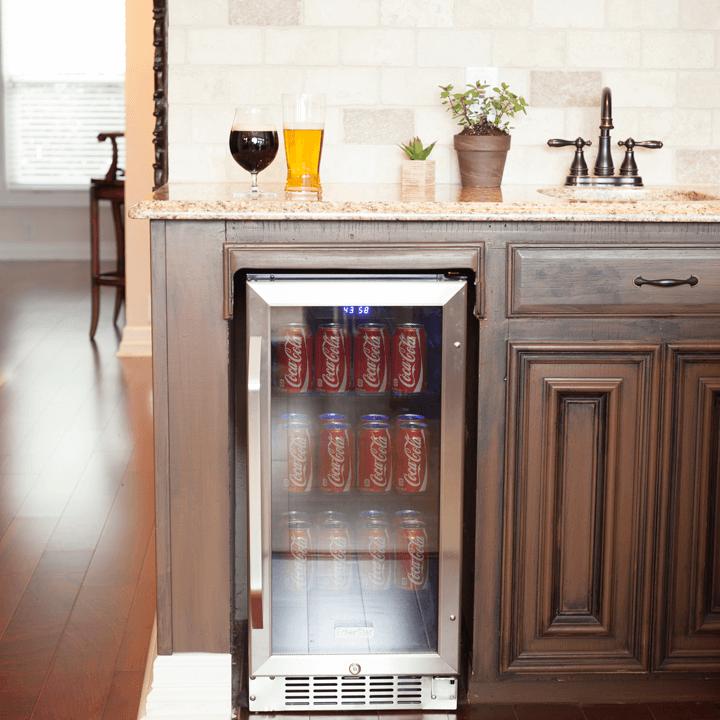 Built In Beverage Cooler Beverage Refrigerator Beverage Fridge
