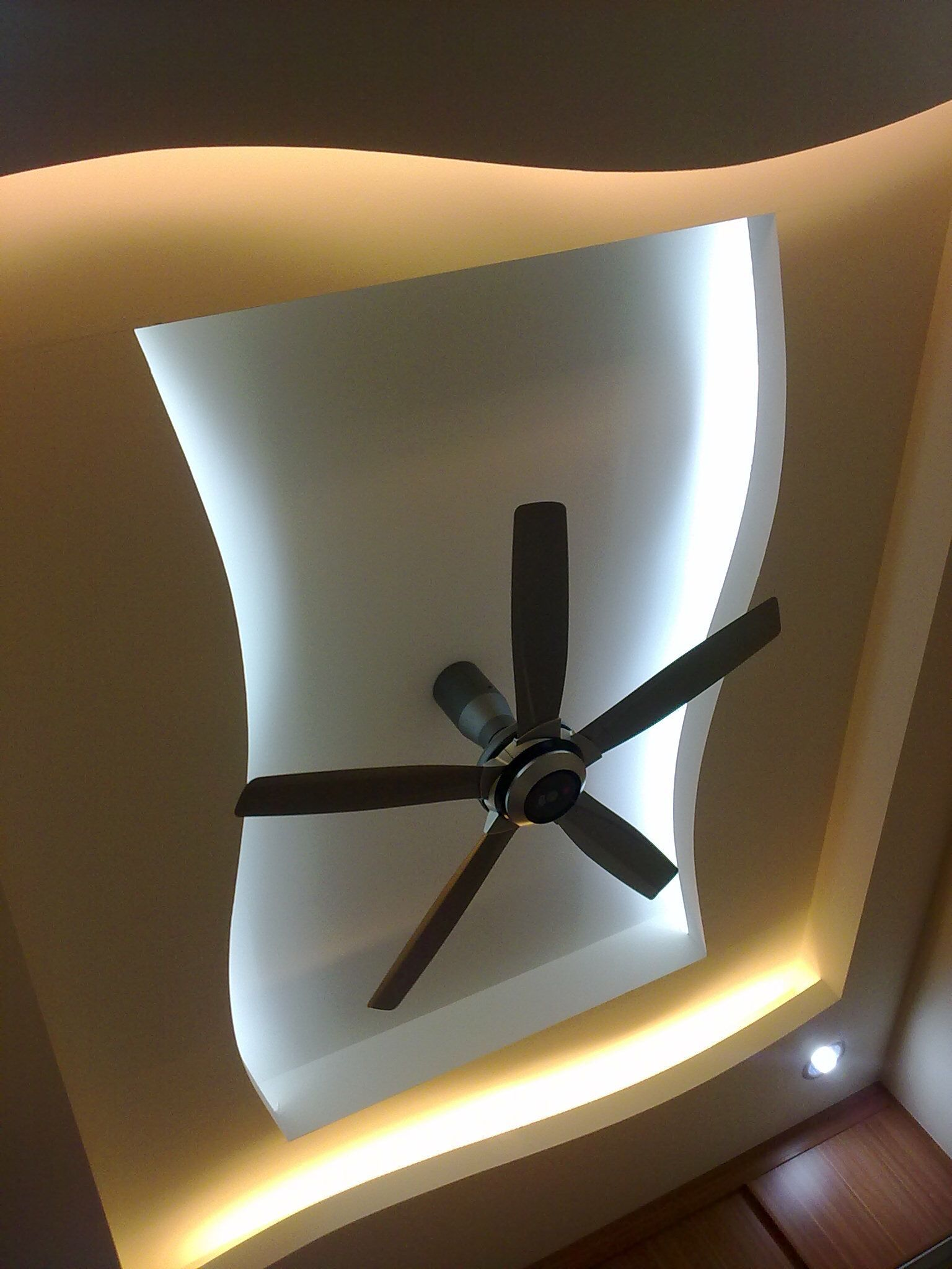 Easy Simple Ceiling Design 2019 Ceiling Design Simple Ceiling